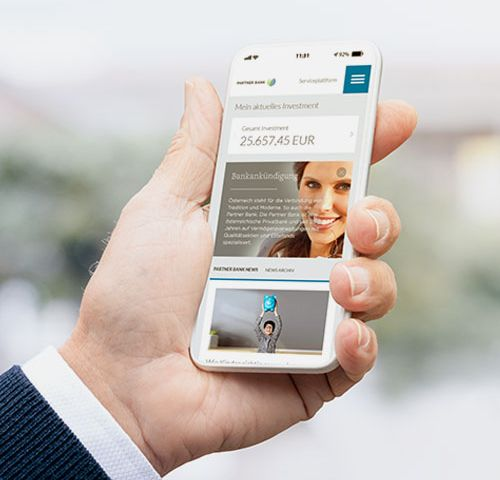 Online Kundenservice im neuen Look & Feel