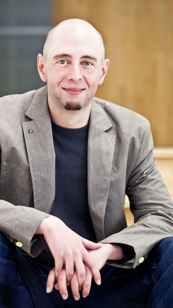 Bild von Mag. Dr. David Rückel zur Veranschaulichung.